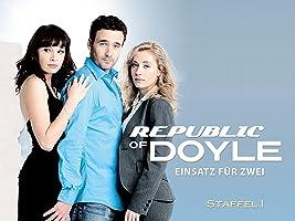 Republic of Doyle - Einsatz für Zwei, Staffel 1