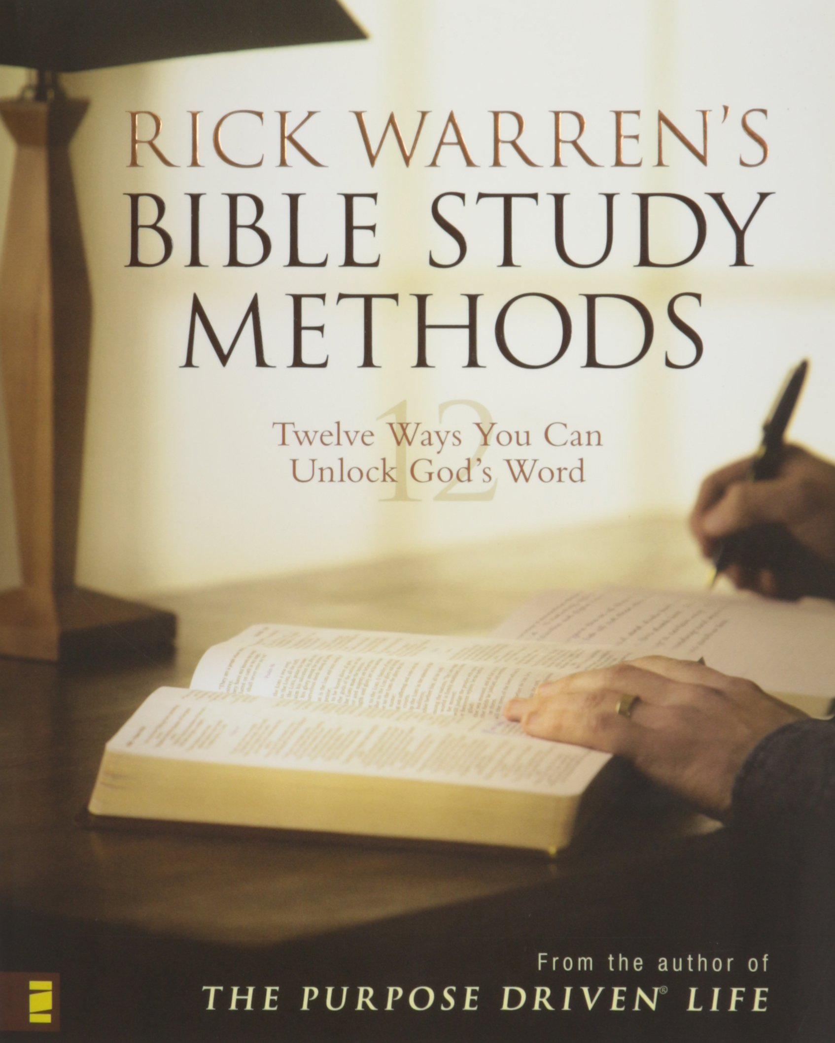 rick warren u0027s bible study methods rick warren 9780310273004