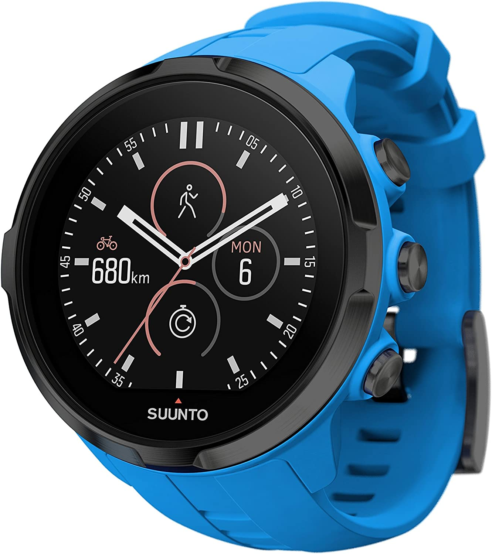 Suunto Spartan Sport Wrist HR-best review watch for swimmers