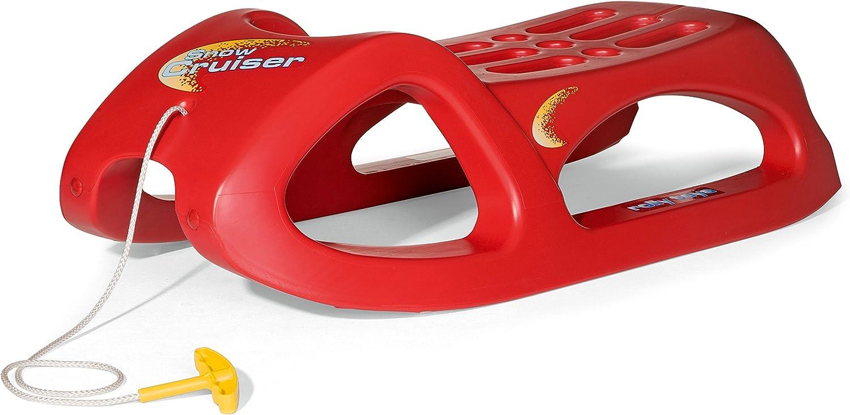 ROLLY TOYS 200122 - Deslizador de Nieve, Color Rojo: Amazon.es: Deportes y aire libre