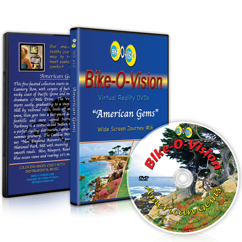 Bike-O-Vision 4  BLU-RAY Cycling Discs 15/% OFF