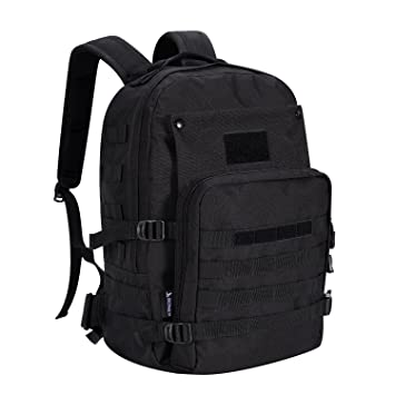 Amazon.com : Gonex Military Hiking Tactical Backpack 900D Oxford ...