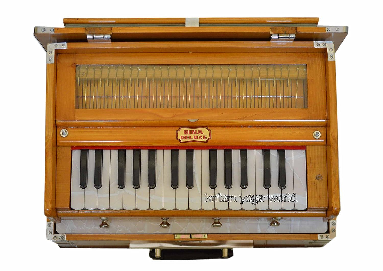 Harmonium Bina n.23 B Deluxe 2.5 octavas, modelo profesional ...