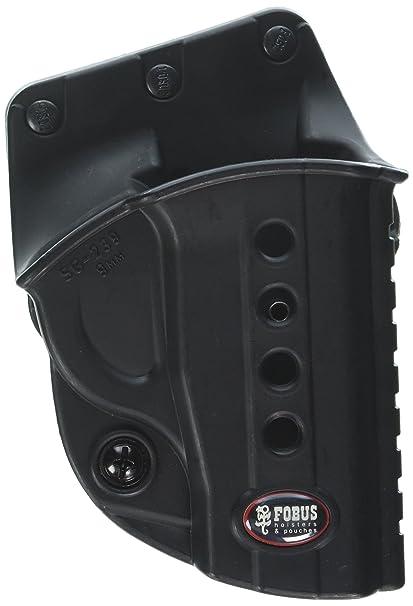 Amazon.com: Fobus – E2 Evolution Cinturón: Sports & Outdoors