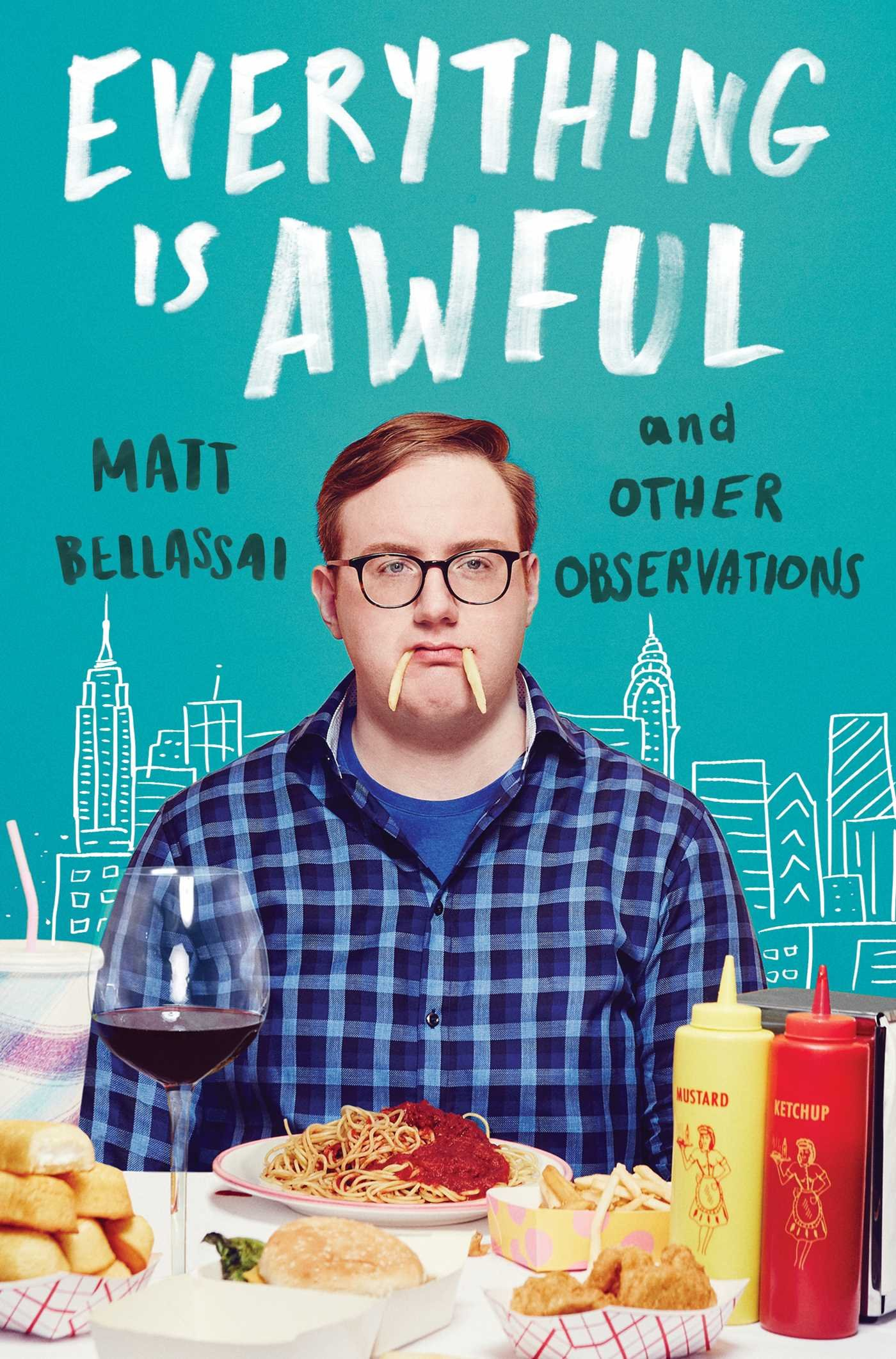 Image result for everything is awful matt bellassai