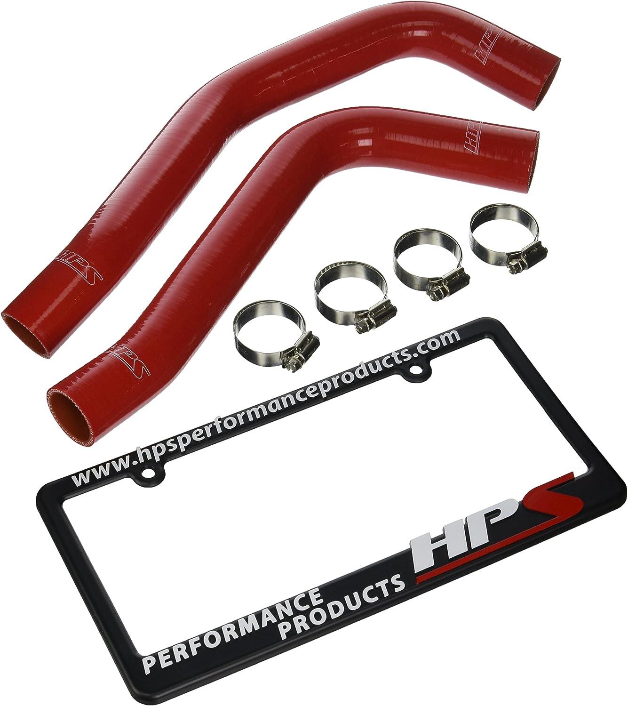 57-1206-BLK Black Silicone Radiator Hose Kit for Toyota FJ Cruiser HPS