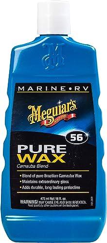 Meguiar's M5616 Pure Wax Blend