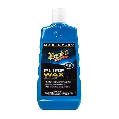 Meguiar's M5616 Marine/RV Pure Wax Carnauba Blend