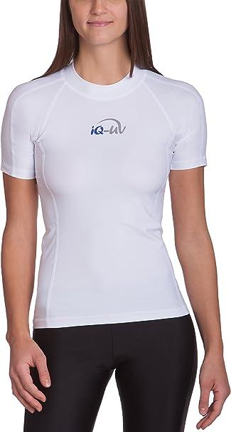 Camicia Donna iQ-UV Slim Fit