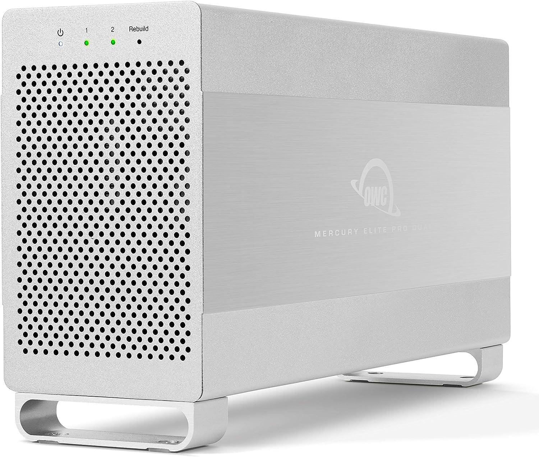 OWC 0GB Mercury Elite Pro Dual RAID USB 3.1 / eSATA Enclosure Kit