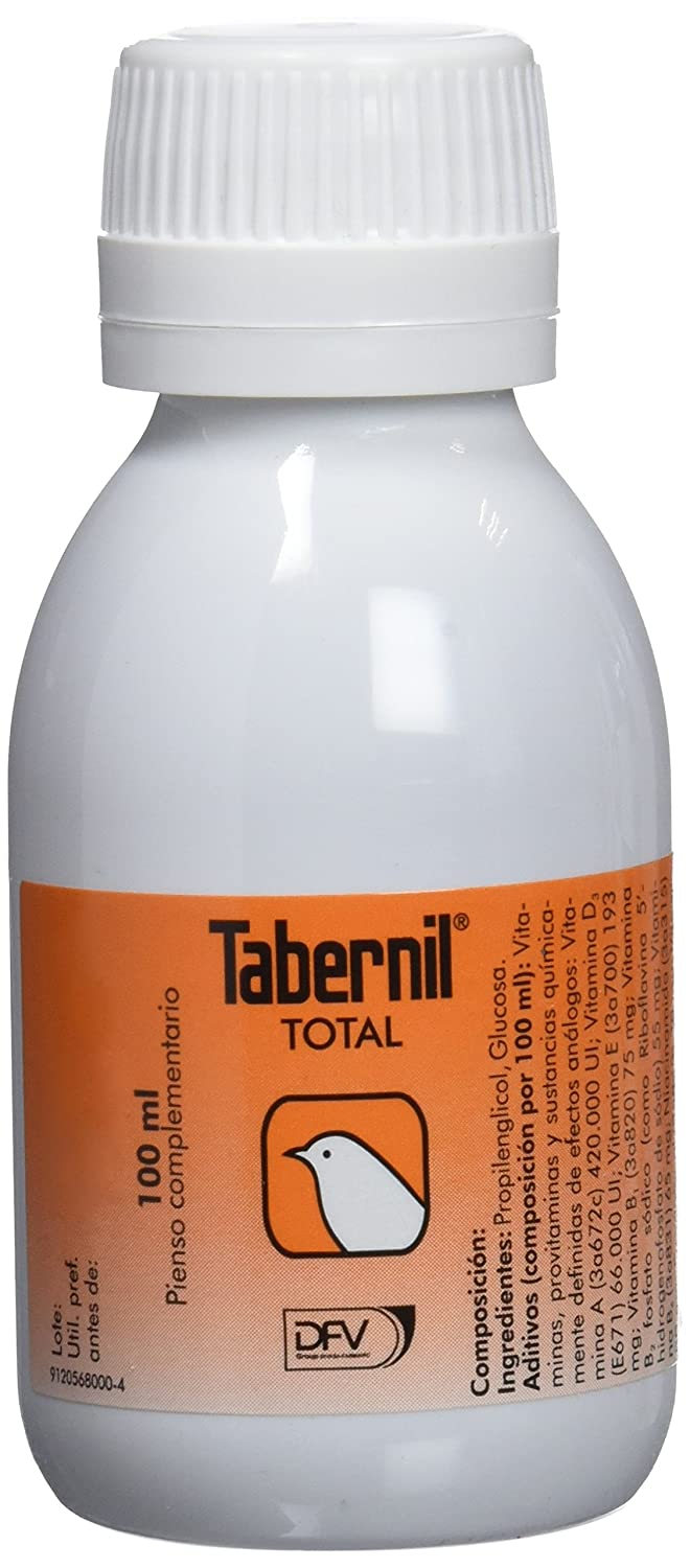 DIVASA B-15015 Tabernil Total Grande - 100 ML: Amazon.es: Productos para mascotas