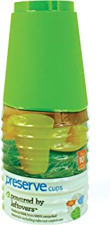 product image for Preserve On the Go 16 Ounce Cups Kitchen Supplies, Apple Green