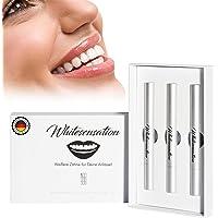 Whitesensation tandenbleek-navulpakket - 3 gelpennen voor 6 dagen - vegan bleaching gel navulverpakking voor thuis…