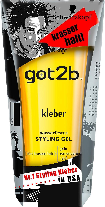 got2b Styling Gel amazon
