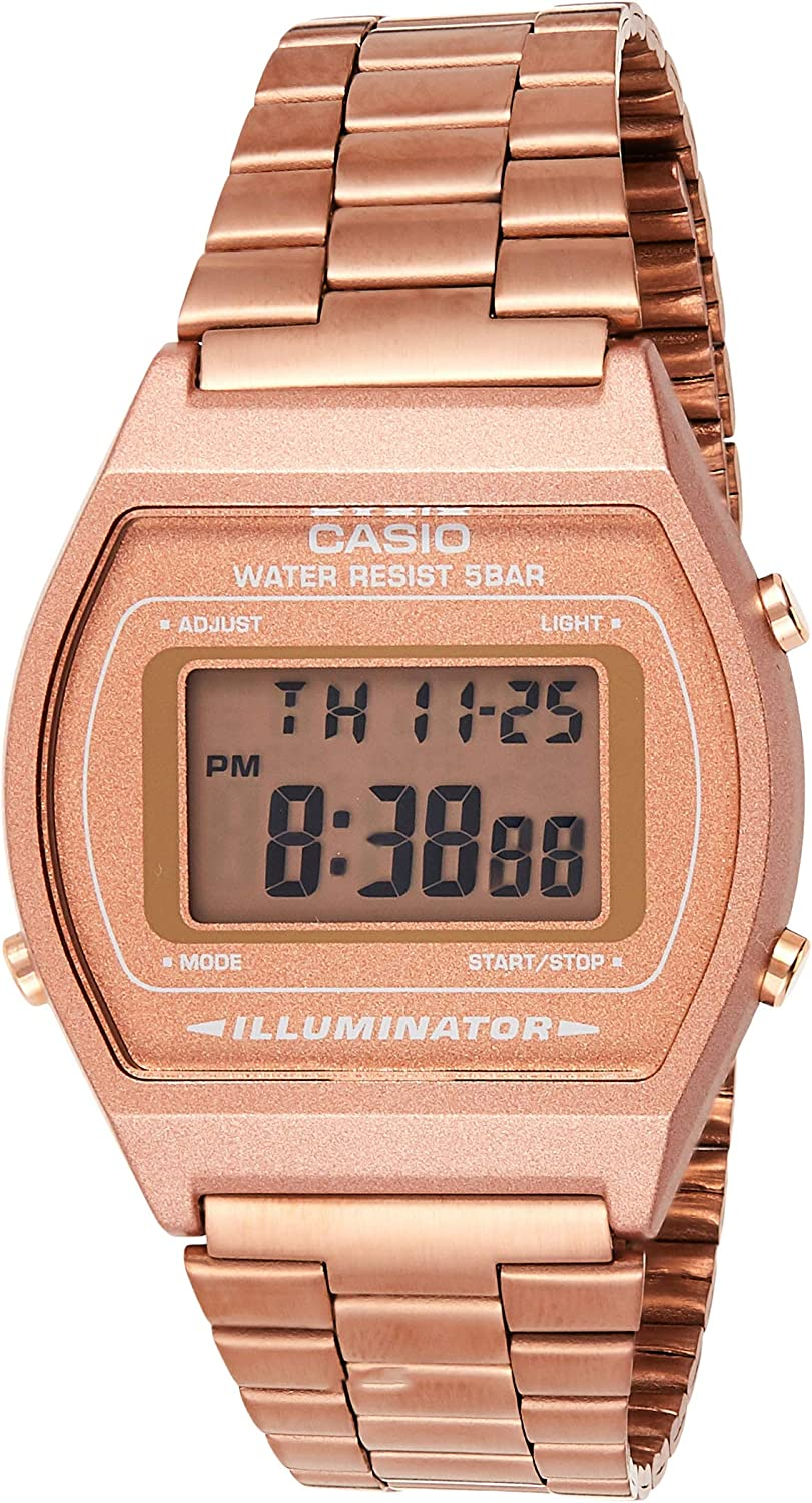 Casio Collection Unisex Retro Reloj de Pulsera