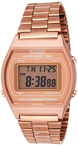 Amazon.com: Reloj digital clásico para damas Casio ...