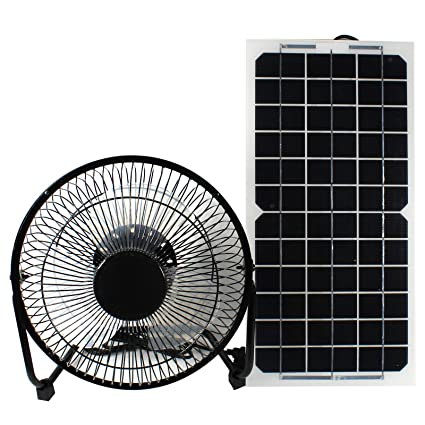 Solar Power Fan >> Amazon Com Goodsoz 10w 12v Solar Panel Powered Fan