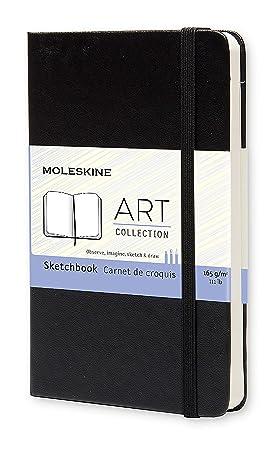 5f8a27ca5 Moleskine S01054 - Cuaderno de bocetos (tamaño bolsillo