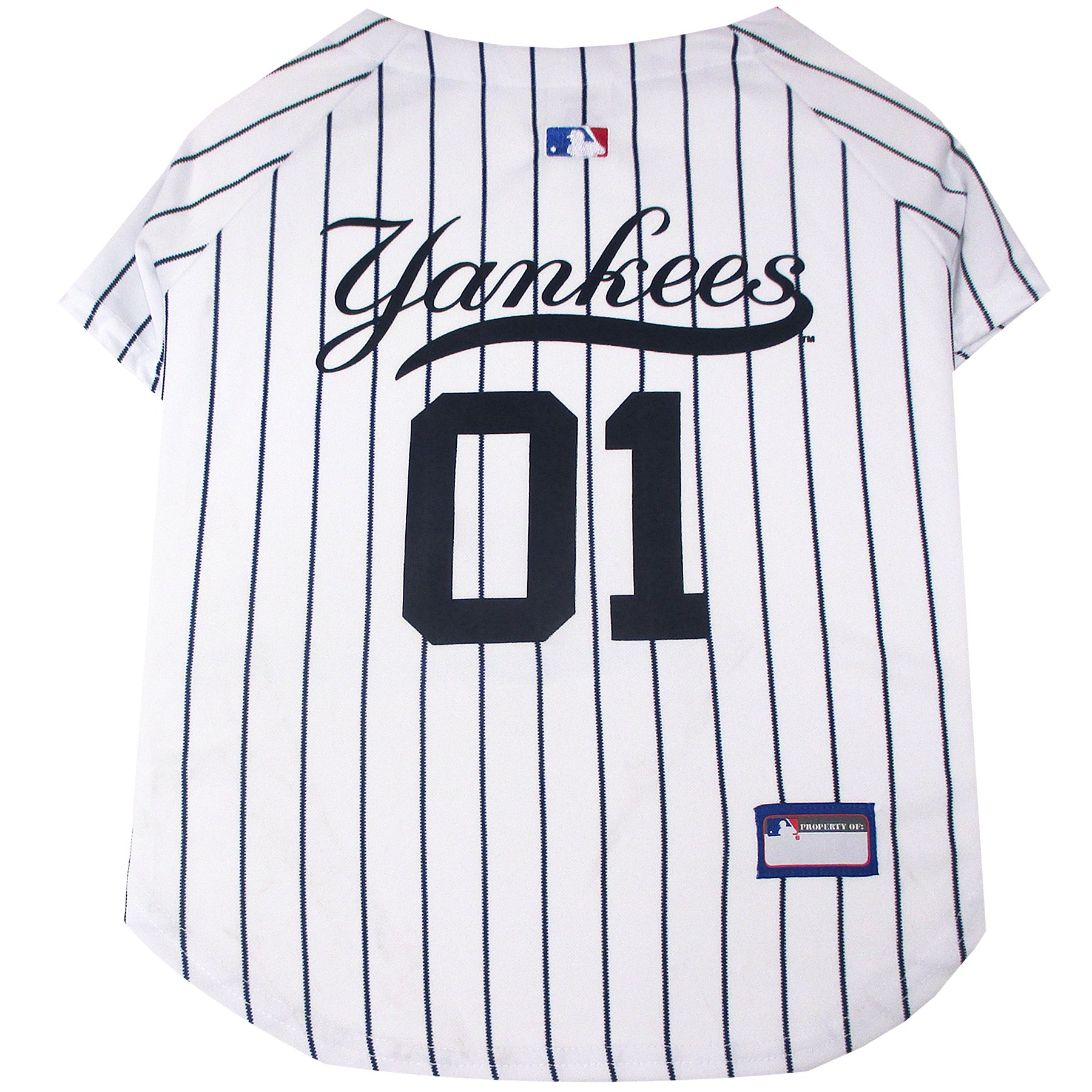 Best Rated In Sports Fan Pet Clothing Helpful Customer Reviews Krezi Kamis 29 Hoody Jumper Pets First Mlb New York Yankees Dog Jersey Small Pro Team Color Baseball