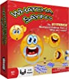 Breakthrough Games and Toys Whatcha Sayin - Hysterical New Party Game - Fun For All Ages - Speak Out Loud With 210 Phrase Cards and 10 Cheek Retractors - Mouthguard Challenge Game