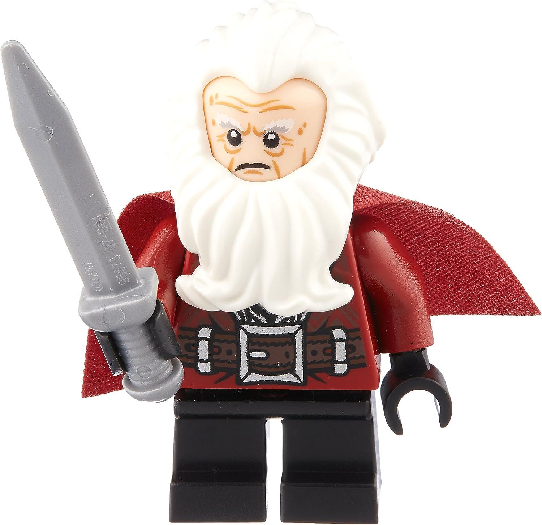 Lego Hobbit Balin the Dwarf Minifigure