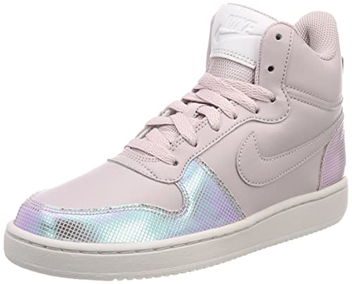 Womens WMNS Court Borough Mid Se Gymnastics Shoes, Pink (Particle Roseparticle Roseva 601), 5 UK Nike