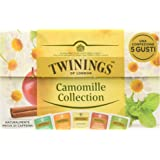 Twinings - Camomille Collection - 4 confezioni da 26 Grammi