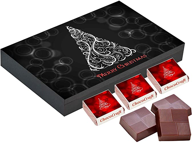Christmas Gifts For Girlfriend 9 Chocolate Gift Box Christmas Gifts For Men Christmas New Year Gift Amazon In Grocery Gourmet Foods