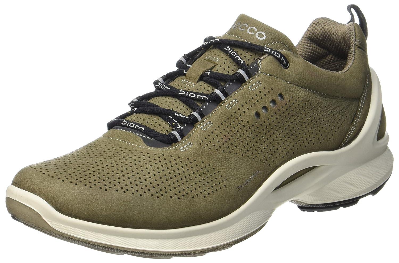 Vert (Tarmac) 39 EU ECCO Biom Fjuel, Chaussures Multisport de plein air Homme