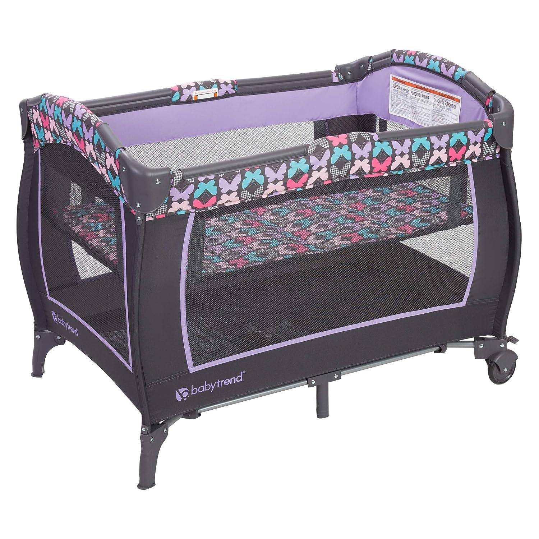 to Rising Star Baby Trend E Nursery Center