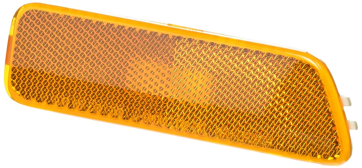 Depo 341-1404L-US Volkswagen Driver Side Replacement Side Marker Lamp Unit without Bulb 02-00-341-1404L-US