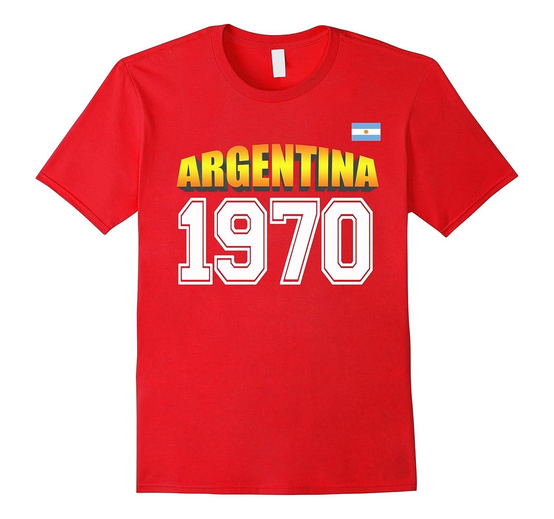 Argentina-1970 gifts Birthday's Tshirts-Art