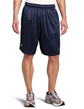 Russell Athletic Men's Mesh Short with Pockets at Amazon Men's ...