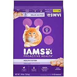 Iams Proactive Health Healthy Kitten Dry Cat Food