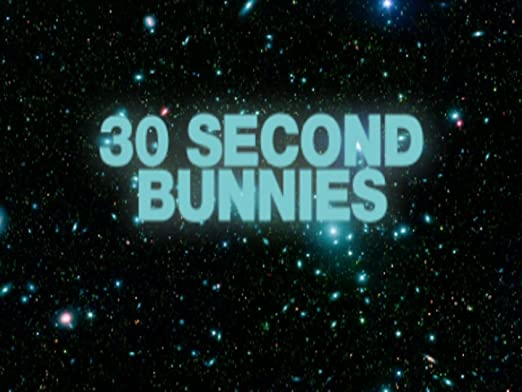 Image result for 30 second bunnies theatre jaws