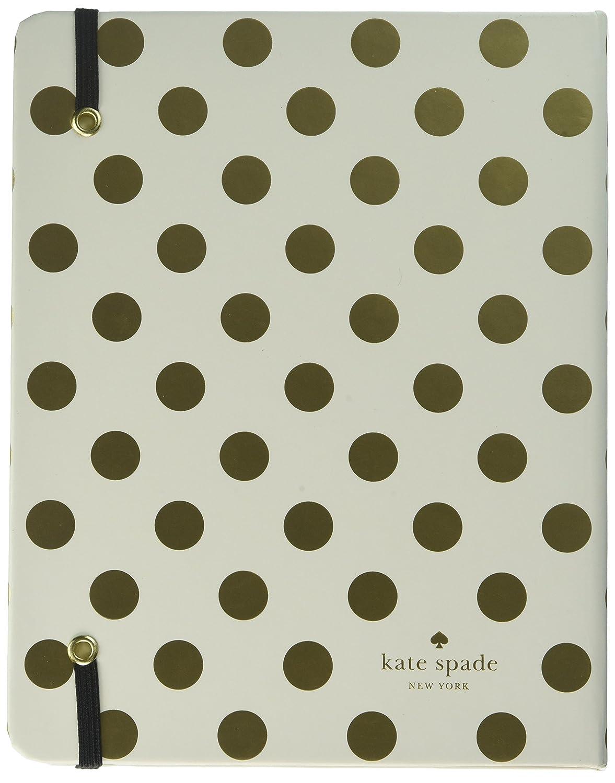 Kate Spade New York Womens Dots Medium 17 Month Spriral ...