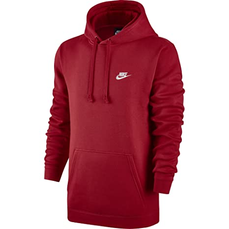 7c27db17aaa0 Nike Men s Sportswear Club Hoodie Po Bb  Amazon.co.uk  Sports   Outdoors