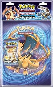 Asmodee POB09XY12-Organizador para cuaderno booster-Juego de cartas de Pokémon xy-12, surtido: modelos aleatorios: Amazon.es: Juguetes y juegos