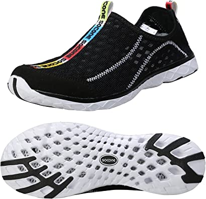 Amazon.com | Zhuanglin Women's Quick Drying Aqua Water Shoes ...