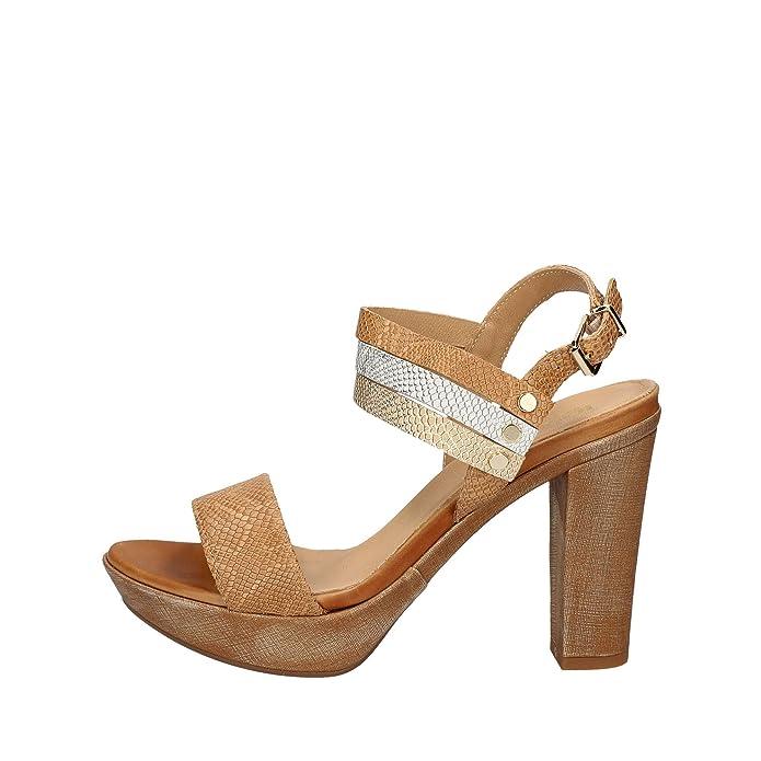 Igi&co 78563/00 Sandales Femme BEIGE BEIGE - Chaussures Sandale Femme