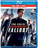 Mission: Impossible 6 - Fallout (Blu-ray + DVD) (2-Disc)