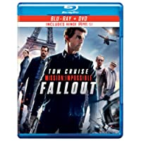 Mission: Impossible - Fallout (Blu-ray + DVD)