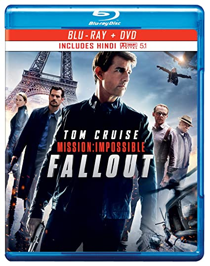 Amazon in: Buy Mission: Impossible 6 - Fallout DVD, Blu-ray