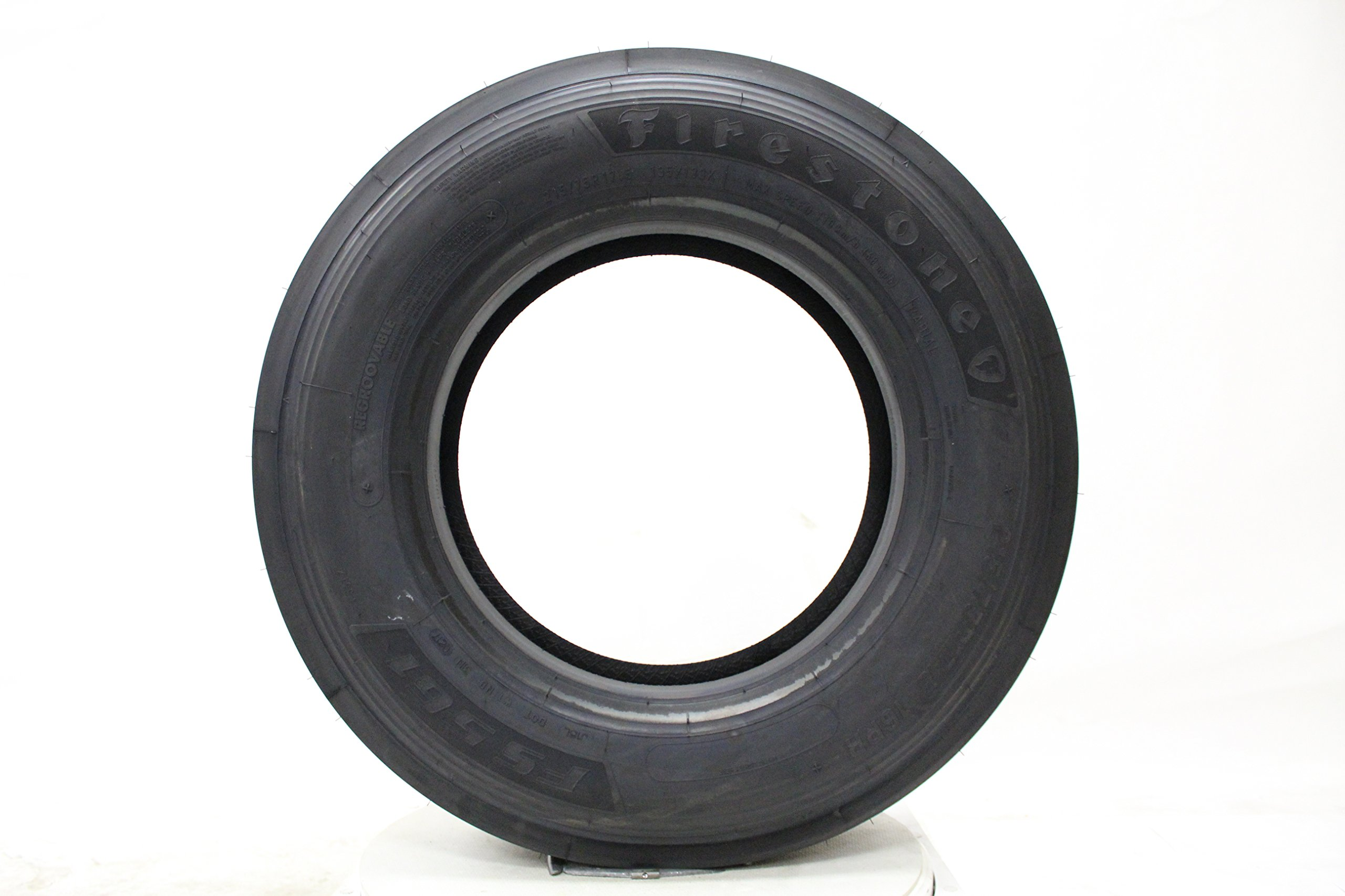 Firestone FS561 Commercial Truck Tire - 225/70R19.5 00 by Firestone (Image #1)