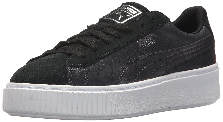 best website f76a5 0a100 PUMA Women's Suede Platform Safari Wn Sneaker