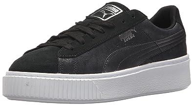 best website 50450 37d27 PUMA Women's Suede Platform Safari Wn Sneaker