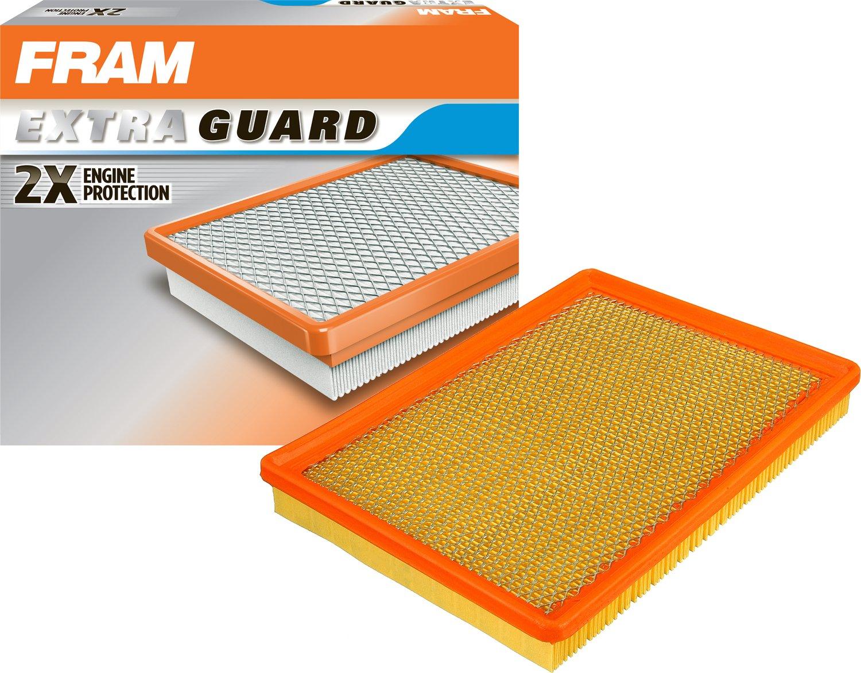 Fram CA9838 Extra Guard Rigid Panel Air Filter Replacement Parts ...
