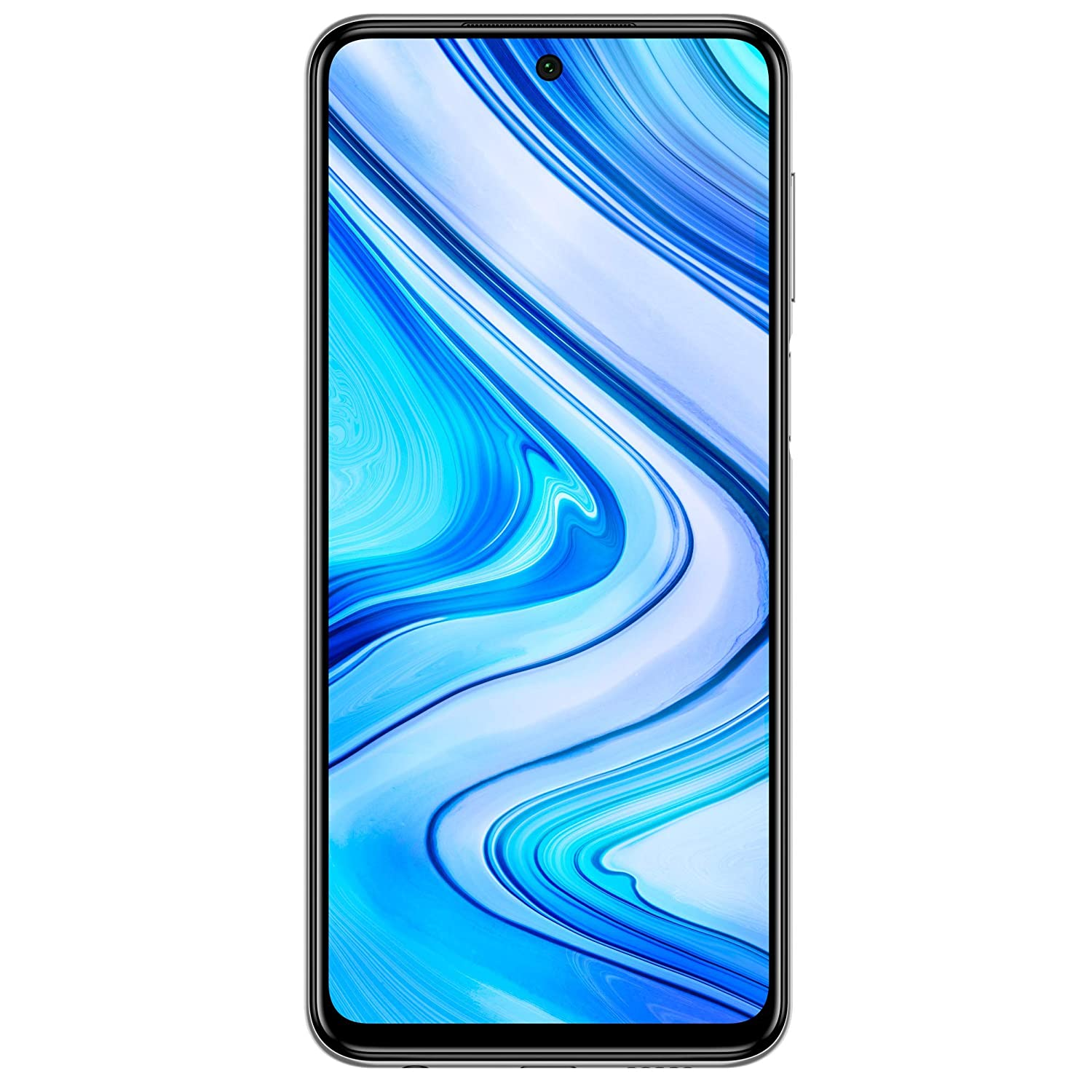 Redmi Note 9 Pro Max (Glacier White, 6GB RAM, 64GB Storage) - 64MP Quad Camera & Latest 8nm Snapdragon 720G & Alexa Hands-Free