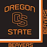 Creative Converting 20 Count Oregon State Beavers Lunch Napkins