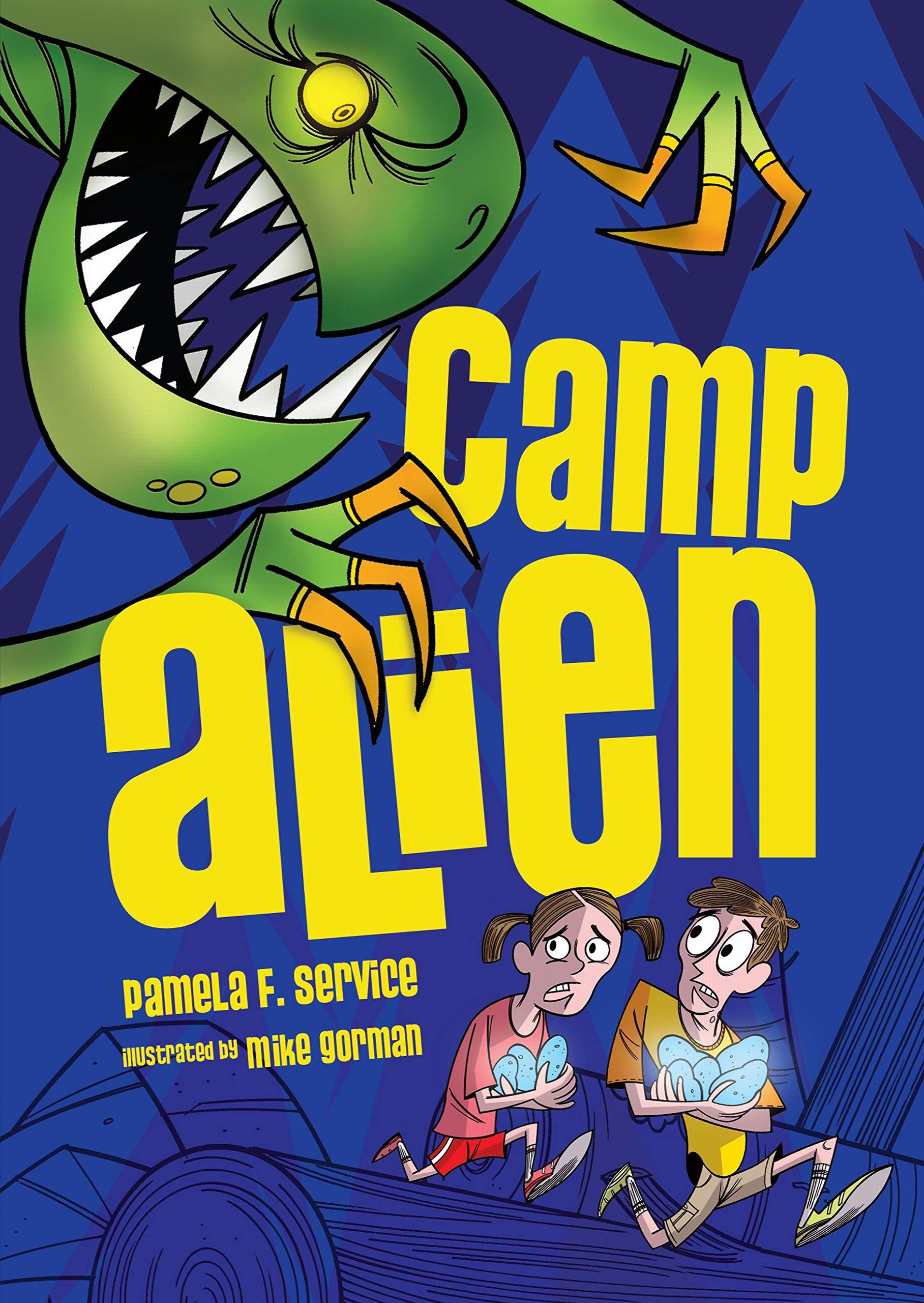 Download Camp Alien (Alien Agent) pdf